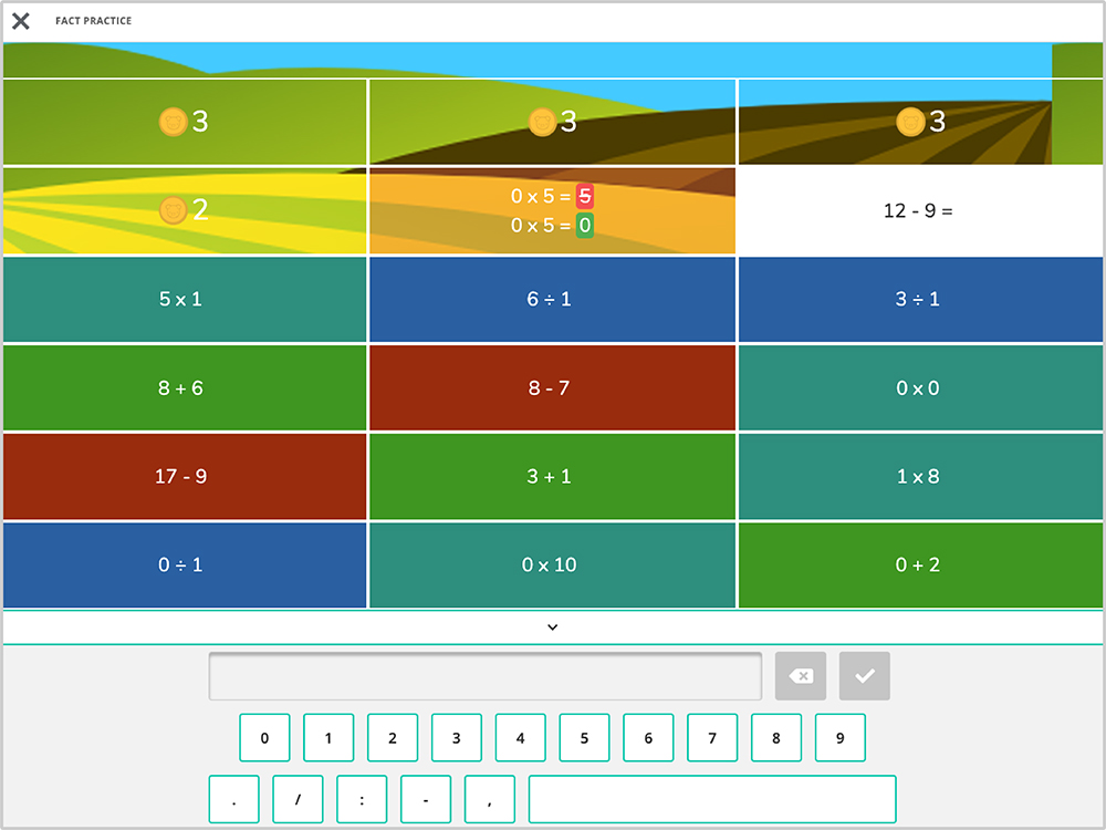 Freckle software showing match problems